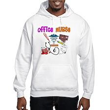 Office Nurse Hoodie