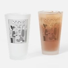 Party Grouse - no text Drinking Glass