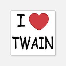 "TWAIN Square Sticker 3"" x 3"""