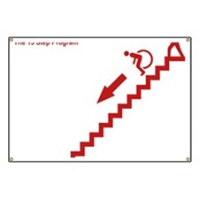 stairs Banner
