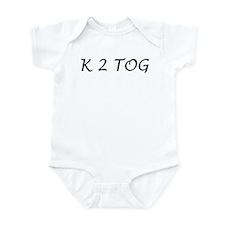 K 2 Tog Stitch - Infant Bodysuit