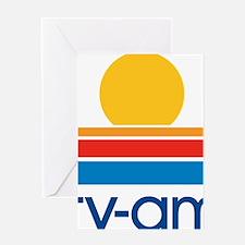 tvam logo Greeting Card