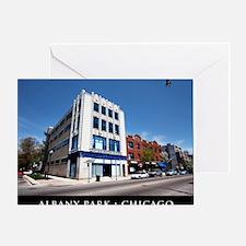 08May11_Albany Park_036-POSTER Greeting Card