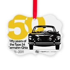 50yearsTshirt Ornament