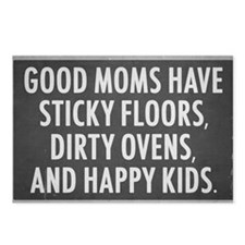 Good Mom Postcards (Package of 8)