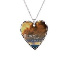 CD101_Out Rifescapes - Renew  Necklace Heart Charm