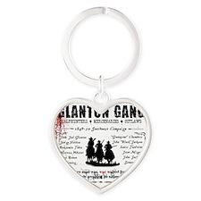 bloodmeridian_pint Heart Keychain