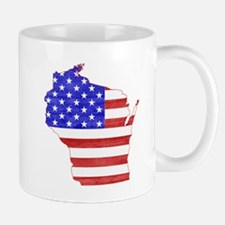 Wisconsin Flag Mug