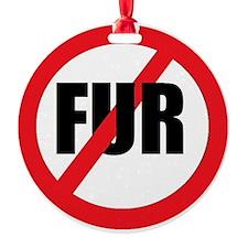 V-fur Ornament
