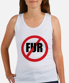 V-fur Women's Tank Top