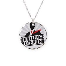 challengeaccepted Necklace
