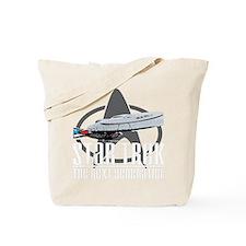 Star-Trek-TNG-blk Tote Bag