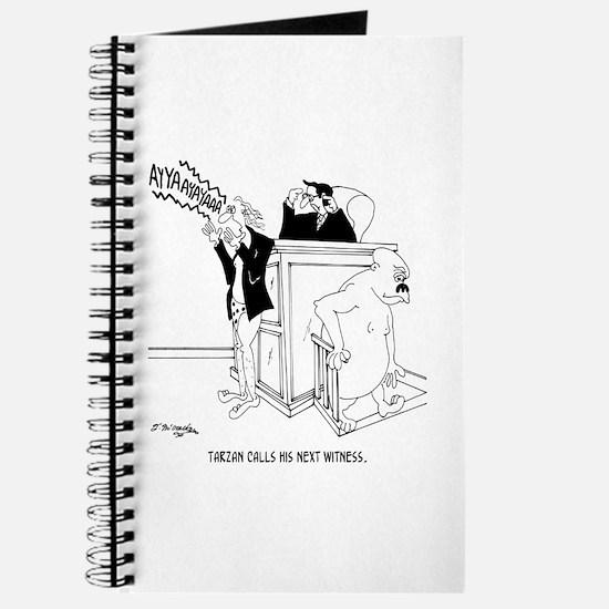 Court Cartoon 5490 Journal