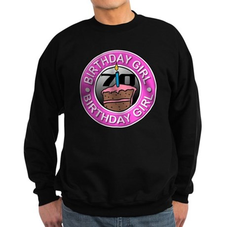 Birthday_Girl-70 Sweatshirt (dark)