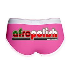 afropolish Women's Boy Brief