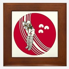 CCC logo only Framed Tile