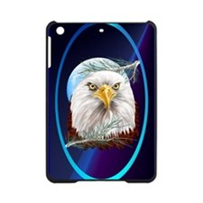 OvalJewelEagle In The Pines iPad Mini Case