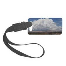 073110 Storm Clouds Luggage Tag