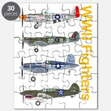 WWIIFighters_Dk_Front Puzzle