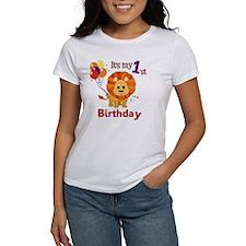 lion1stBirthday Tee