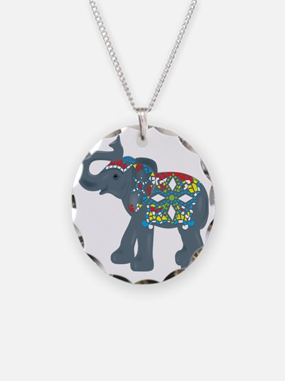 elephant_CP Necklace