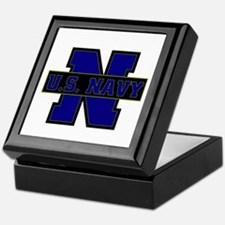 US Navy Keepsake Box