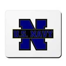 US Navy Mousepad