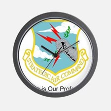 B-52-SAC_Emblem Wall Clock