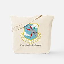 B-52-SAC_Emblem Tote Bag