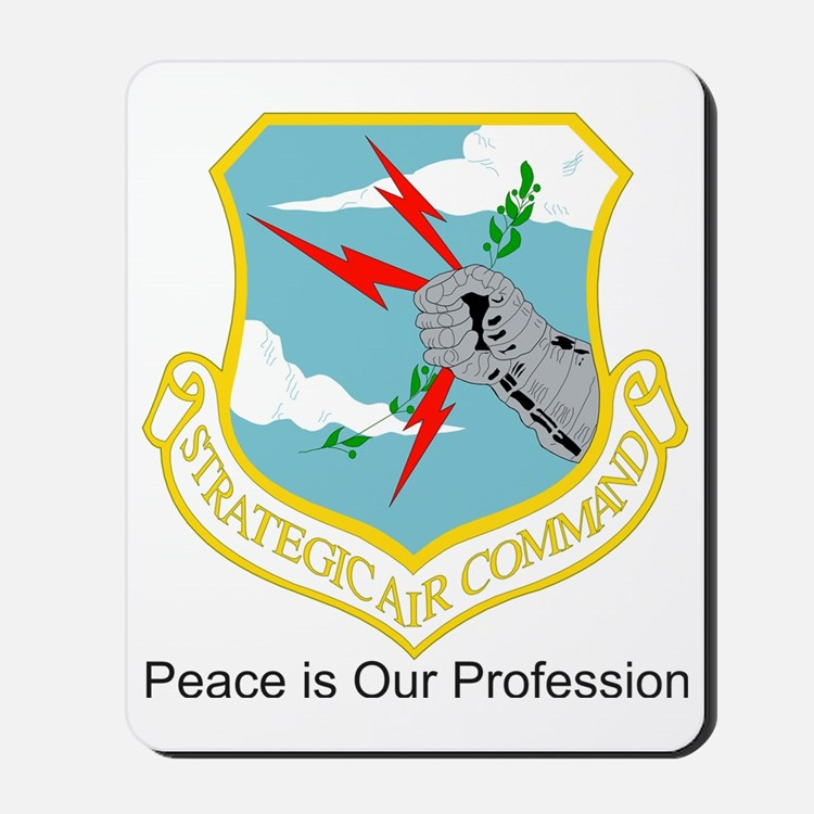 B-52-SAC_Emblem Mousepad