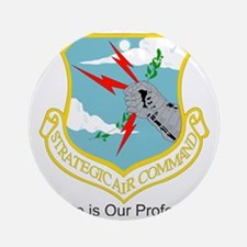 B-52-SAC_Emblem Round Ornament