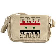 Free SyriA Messenger Bag