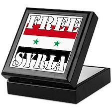 Free SyriA Keepsake Box