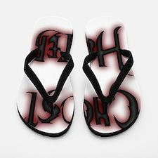 Ghosthunter 3 Flip Flops