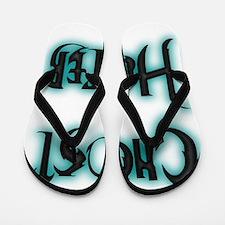 Ghosthunter 5 Flip Flops