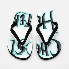 Ghosthunter 8 Flip Flops