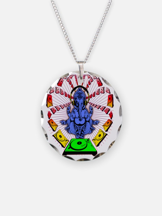 INFINIGROO-1111CNB Necklace Circle Charm