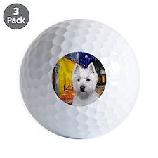 J-ORN-Cafe-Wesstie-P Golf Ball