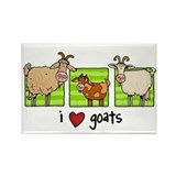 Goats magnet Magnets
