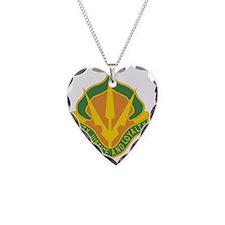 15th Military Police Brigade  Necklace