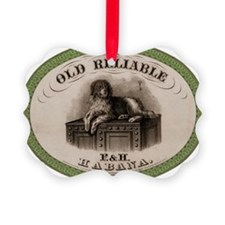 Old Reliable Ornament