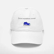 future marathon runner Baseball Baseball Cap