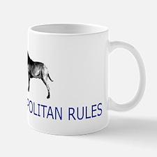 neapolitan rules Mug