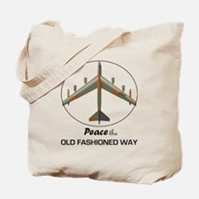 B-52-Peace Tote Bag