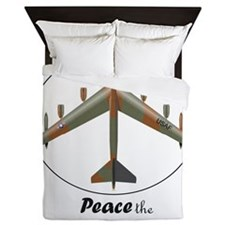 B-52-Peace Queen Duvet