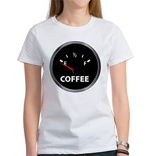 Out of Coffee Tee