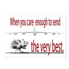 B-52-VeryBest_Front_orig Postcards (Package of 8)