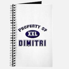 Property of dimitri Journal