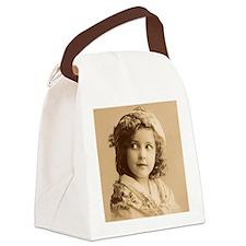 Vintage photo Canvas Lunch Bag