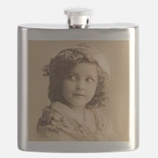 Vintage photo Flask